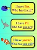 Word Work - Contractions-List One  *Sea Life Theme with Flashcards Included*