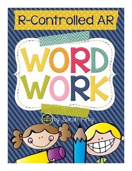 Word Work - Controlled ar