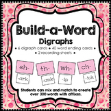 Digraph Word Building