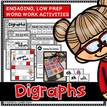 Word Work: Digraphs