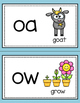 Word Work: Digraphs oa and ow (long o sound)