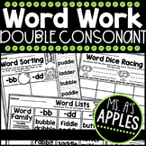 Word Work Double Consonant