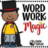 Word Work ~ Editable Sight Words