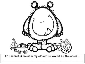 Word Work Fill In the Blank Coloring Pages