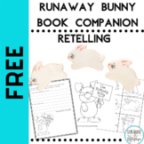 Book Companion: Runaway Bunny {FREE}