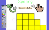 Word Work- Isolating Sounds, letter imagery