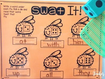 Word Work It! Activities For Word Work