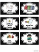 Word Work Labels - FREEBIE