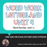 Word Work Letterland Unit 4: Short O