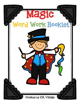 Word Work {Magic}