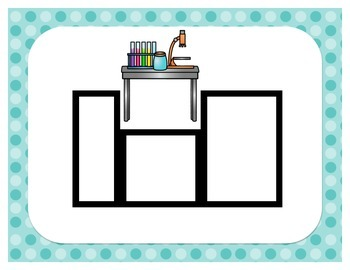Word Work {Magnetic Letters} CVC Words {Short A}
