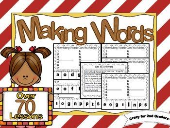 Word Work: Making Words