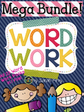 Word Work Mega Bundle