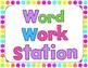 Word Work Mega Pack