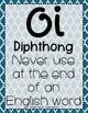 Word Work: Diphthong - OI-OY