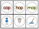 Word Work: -OP Word Family