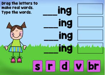 Word Work Kindergarten Grade 1 | Word Work Activities Kindergarten 1st