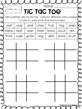 Word Work Pages for Words Their Way {Syllables & Affixes: Green Book Sorts 1-25}