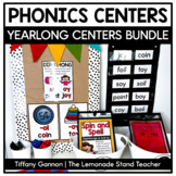 Word Work Phonics Activities GROWING BUNDLE