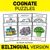 Spanish Cognate Activity Puzzles