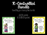 Word Work:  R Controlled Bundle: or, ar, er, ir, & ur