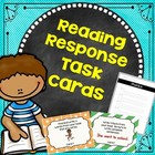 84 Reading Response Task Cards For Any Book ~ 1st/2nd Grades spookydollardeals