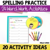 Word Work Ring