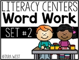 Literacy Centers SUPER Pack #2