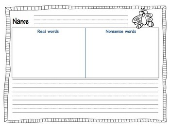 Word Work Set