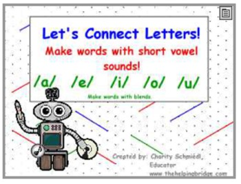 Word Work: Short Vowel Word Families