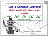 Word Work: Short Vowel Word Families