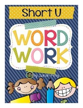 Word Work - Short u