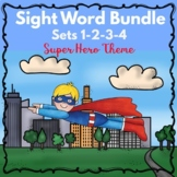 Kindergarten - Special  Education - Sight Word Bundle Sets