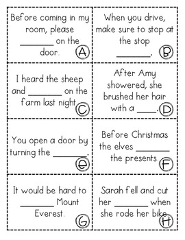Word Work: Silent Letters