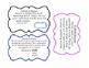 Word Work (Spelling) Card Activites