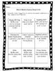 Word Work/Spelling Choice Boards