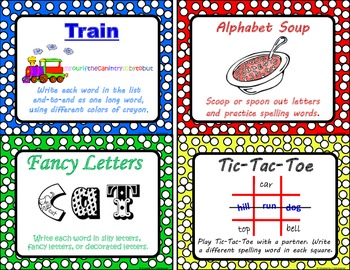 Word Work Task Cards (Second Edition)