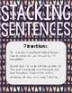 Stacking Sentences