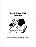 Word Work- Suffixes (est)