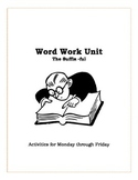 Word Work - Suffixes (ful)