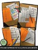 Word Work Templates for Centers