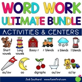 Word Work (The Ultimate Bundle)