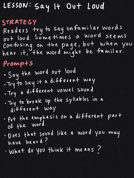 Word Work Toolkit