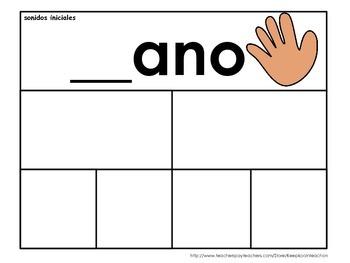 Word Work -Trabajar con palabras V1