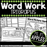 Word Work Trigraphs