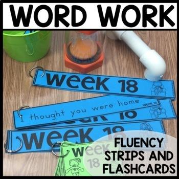 Word Work (Unit 5 Week 2)