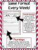 Word Work - Weekly Activities for the Whole Year - 2nd Grade