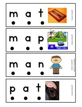 Word Work With Stretchy Snake