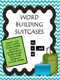 Word Work Word Family Suitcase Activity