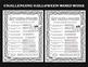 Word Work Worksheets Bundle
